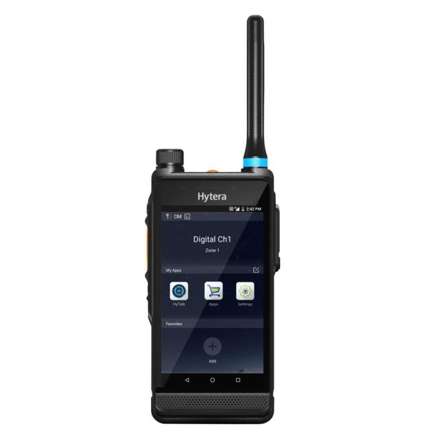 Hytera PNC550 Smart Push-To-Talk (PoC) Terminal