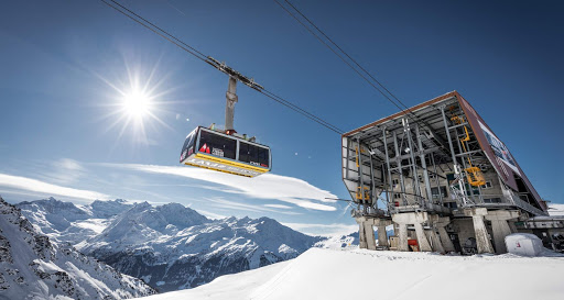 Téléverbier SA Ski Resort