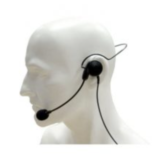 CHP1/450 Entel Wire-Framed Headset w/ Boom Microphone