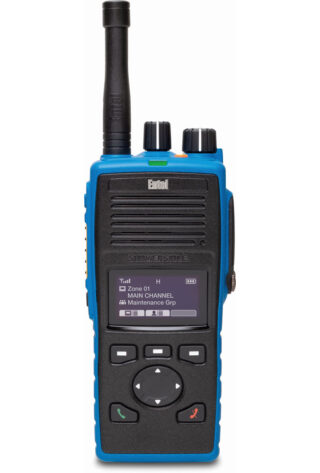 Entel DT953 ATEX UHF Digital Two-Way Radio