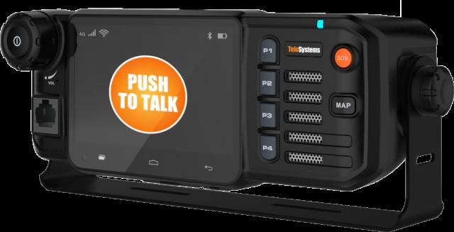 Telo M5 Smart LTE Vehicular Communicator