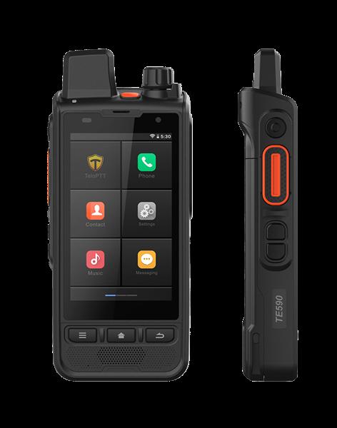 Telo TE590 Smart Push To Talk Over Cellular Handheld