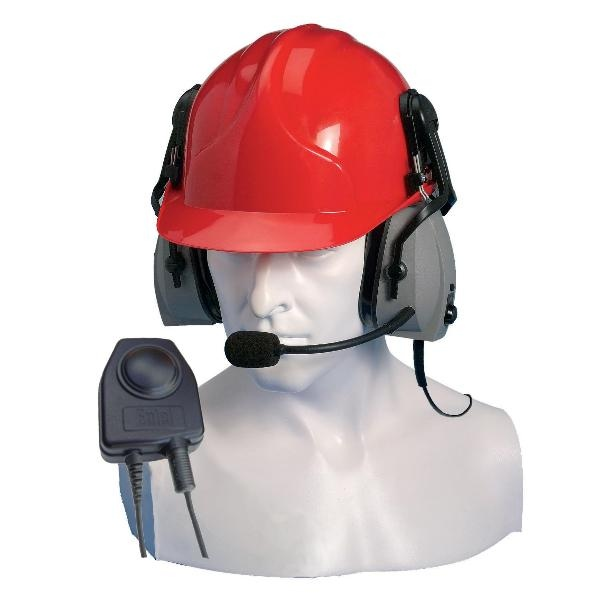 CHP750HD CHP950HD Entel Double Ear-Cup Defender (Hard Hat use Only)