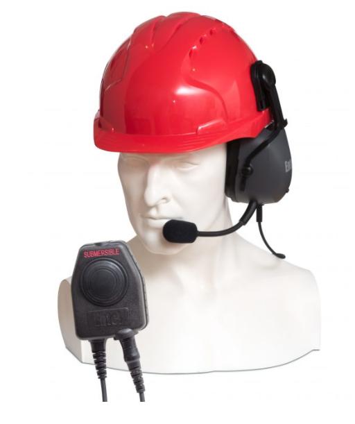 CHP750HS Entel Single Earpiece Ear Defender (Hard Hat)