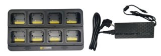 MUC-300 Telo TE300 Muti-Unit Charger (8 Way)