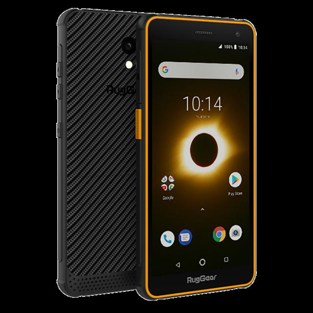 RG650 Android Smartphone Handheld PoC Device