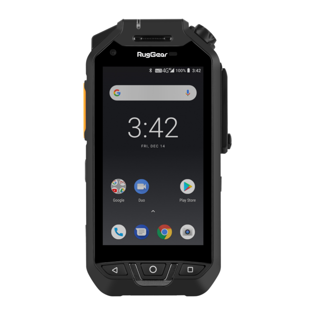 RugGear RG725 Android Smartphone PoC Device