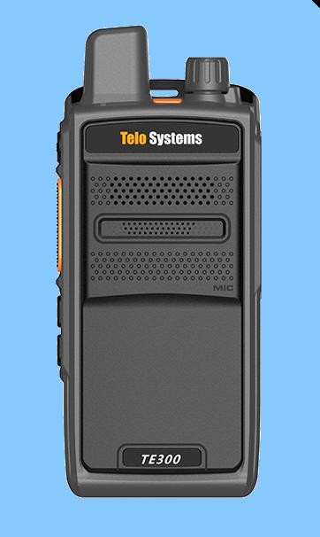 Telo TE300 Push To Talk Over Cellular Handheld