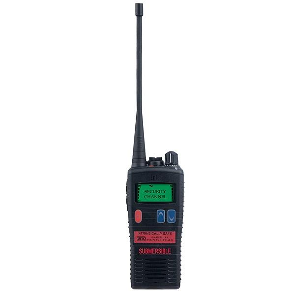 Entel HT883 ATEX UHF Digital Licensed Two-Way Radio