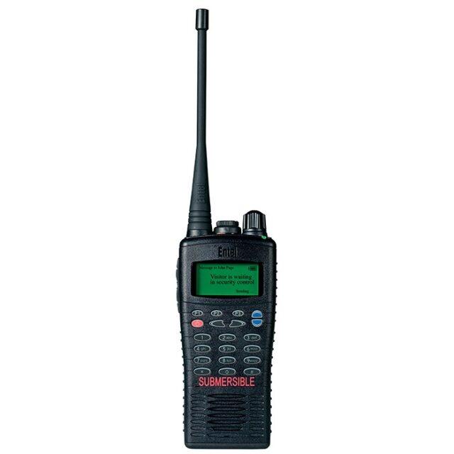Entel HT886 ATEX UHF Digital Licensed Two-Way Radio