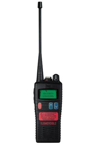 Entel HT983 ATEX UHF Digital Licensed Two-Way Radio