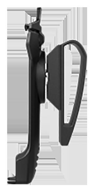 "Motorola PMLN8127A Plastic Holster with 2.5"" Swivel Belt Loop"
