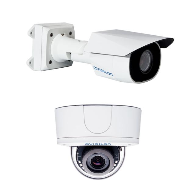 Avigilon H4SL Camera Line