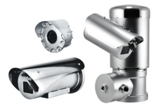 AvigilonH5A Explosion-Protected camera line