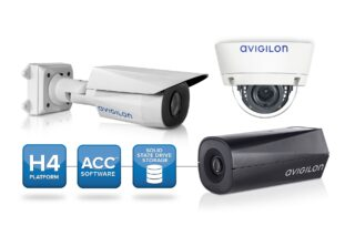Avigilon H4ES Edge Solution Camera