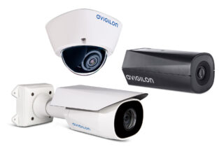 Avigilon H5A Camera Line from Motorola Solutions