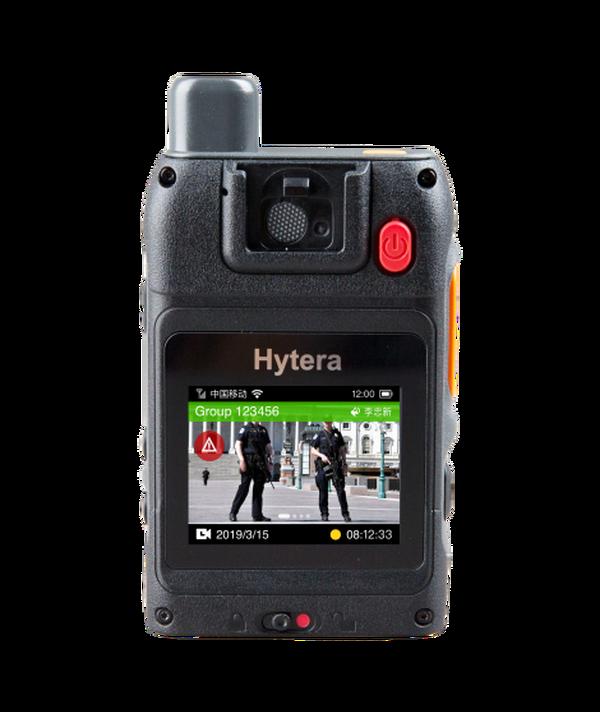 Hytera VM580D Body Worn Camera with RSM
