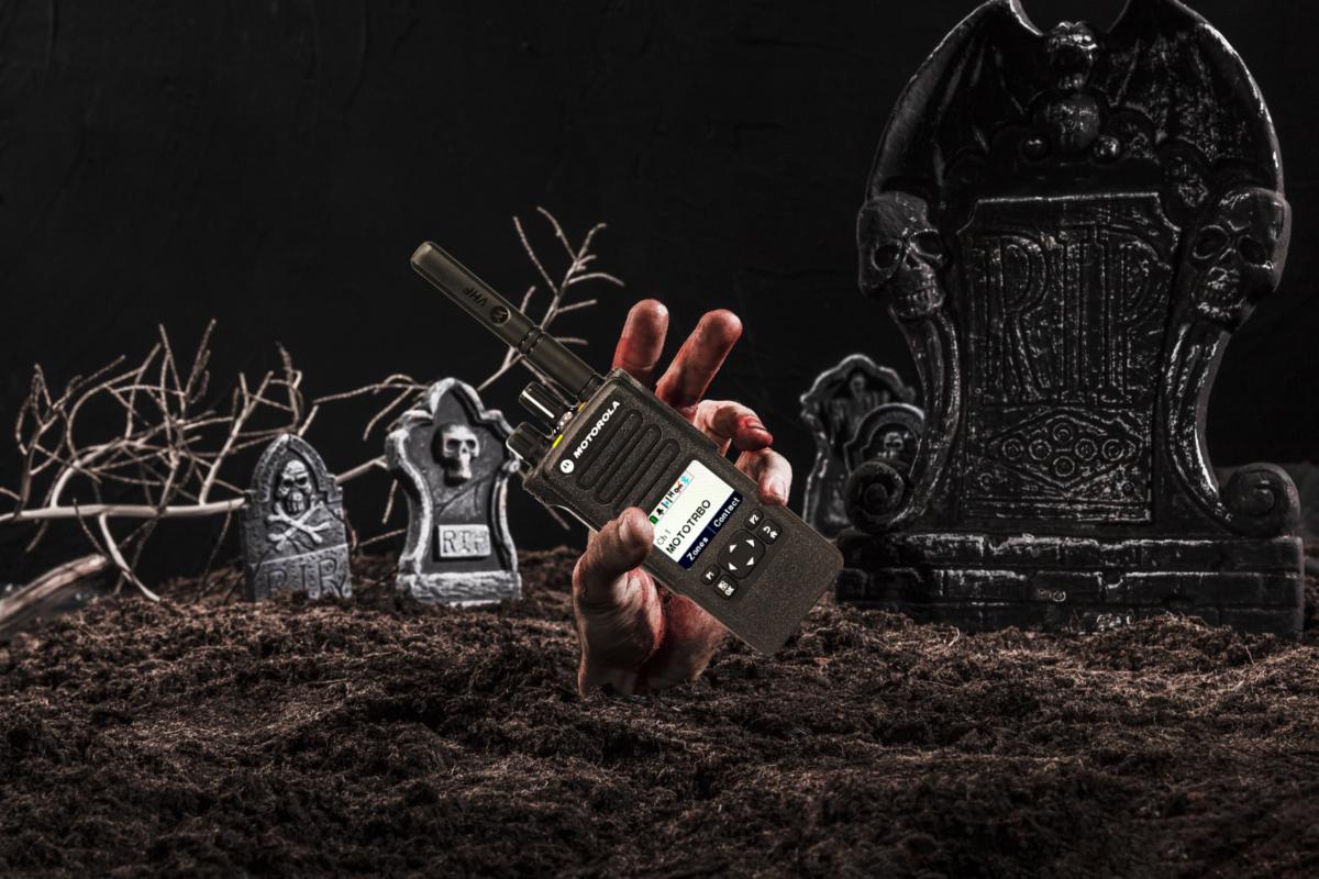 Why Two-Way Radio Just Won't Die