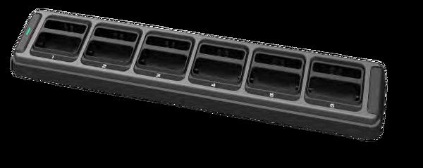 Hytera MCL30 VM780 6 Way Multi-Unit Charger