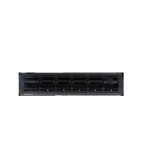 Hytera MCL34 VM580D 6 Way Multi-Unit Desktop Charger