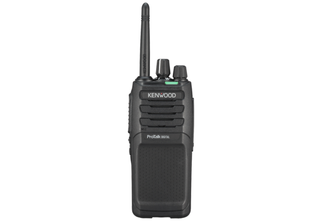 Kenwood TK-3701D Digital PMR446 License Free Two-Way Radio