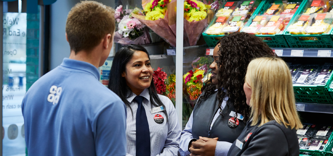 The CO-OP: Body-Worn Cameras for Retail Staff
