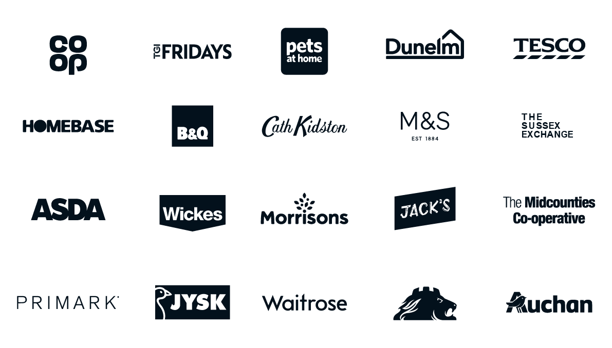 Vocovo clients portfolio logos