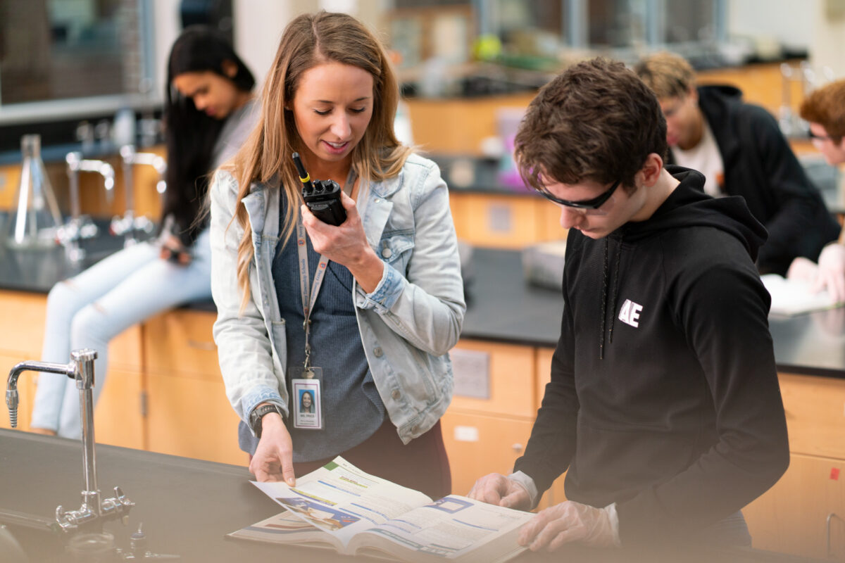 How Two-Way Radio Communication Can Enhance Safety In Schools