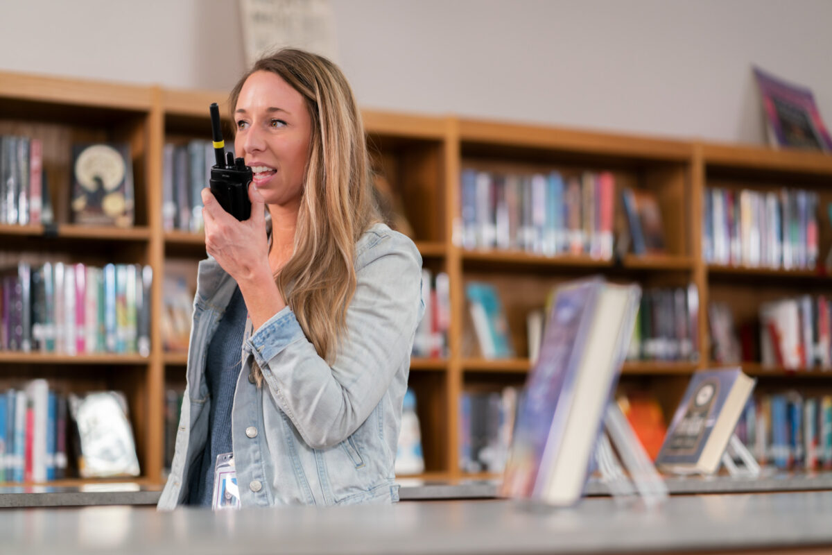 A Guide To The Best Two-Way Radios To Use In Schools