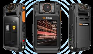 TeloCam LTECAM T8 body worn camera